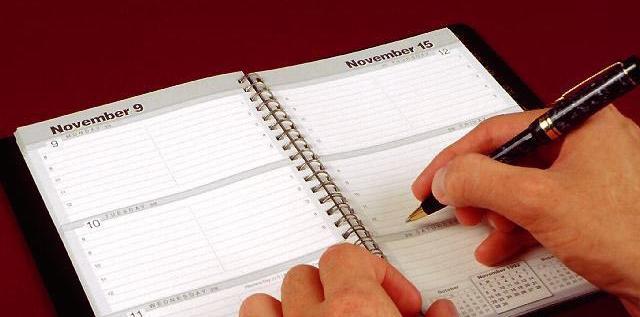 come pianificare agenda in anticipo nelle riunioni