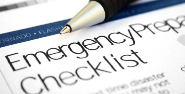piano di emergenza per posta elettronica