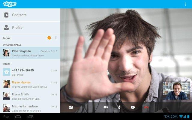 skype per collaborare e parlare online