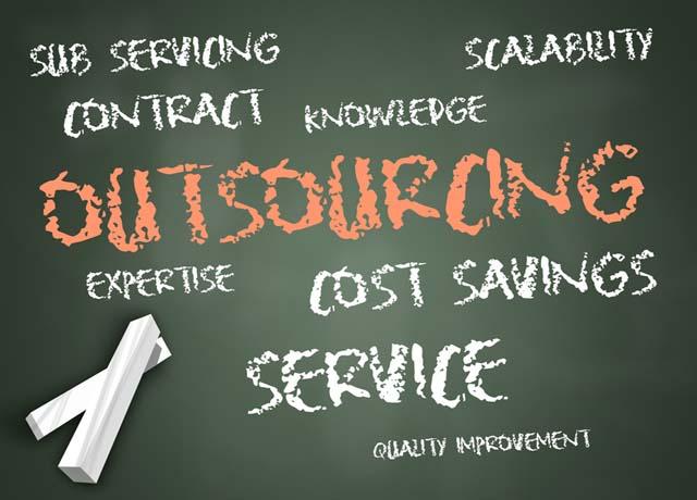 outsourcing e delega