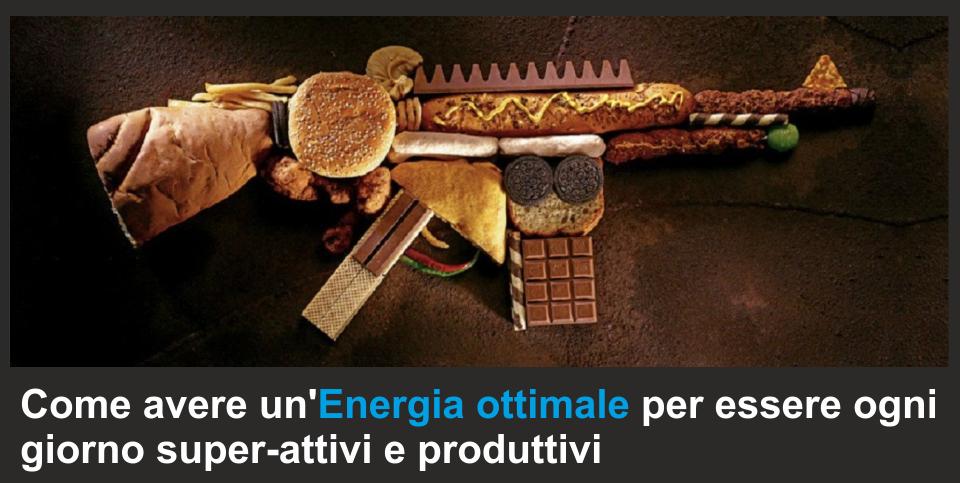 come avere più energia ed essere più efficienti e produttivi