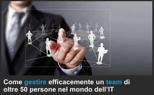 come gestire un team online